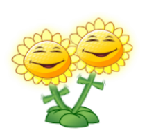 Twin Sunflower Plant Food