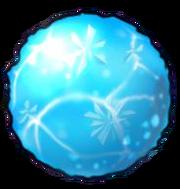 Zombie boss iceball
