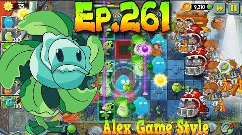 Plants vs. Zombies 2 Got a new Plant Tile Turnip - Far Future Day 24 (Ep