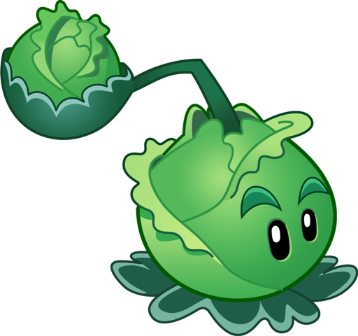 Image  Plants vs zombies 2 cabbage pult r by illustation16