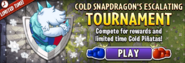 Cold snapdragontournament