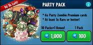 PartyPackSurpriseJester
