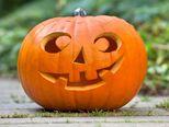 PumpkinWithJackOLanternDesign