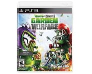 PvZ GW for PS3 cover