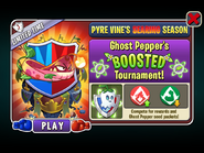 Pyre Vine's Searing Season - Ghost Pepper's BOOSTED Tournament