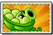 Sling Pea Boosted Seed Packet