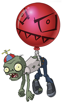 fileballoon zombie pvz2png