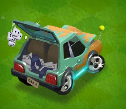 Crazy Daves Car Plants Vs Zombies Wiki FANDOM Powered By Wikia - Dave's cool cars