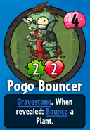 Receiving Pogo Bouncer