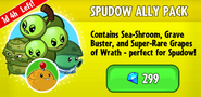 Spudow Ally Pack Promotion
