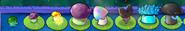 All Sleeping Mushrooms