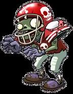 Farm zombie football