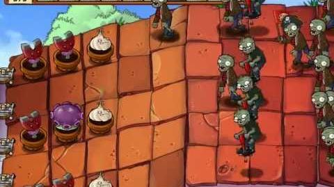 Plants vs Zombies - Pogo Party - No Sunflower