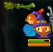 Pumpkin Witch attack
