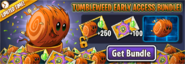 Tumbleweed Early Access Bundle