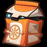 Boss plants orangejuicerobot