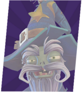CharacterSelect Zombie Wizard