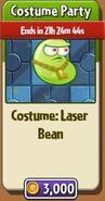 CostumePartyLaserBean