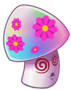 HD Hypno-shroom with chinese costume