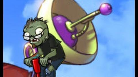 Plants vs Zombies - Pogo Party - How to beat it