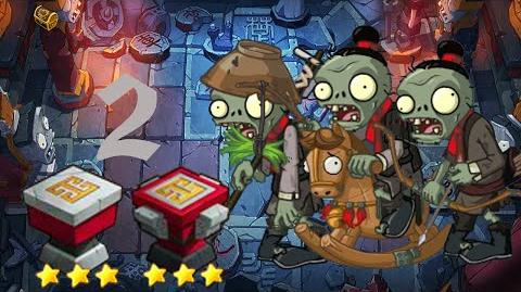 PvZ Online - Adventure Mode - Chessboard Miju 2