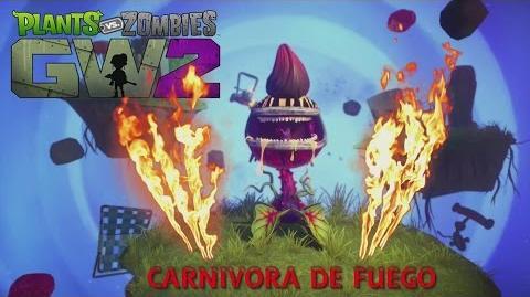 Plantas VS Zombis Garden Warfare 2 -Carnívora de Fuego- Gameplay 1 En Español HD 1080p