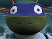 Creepy happy leonardo face tmnt for memes
