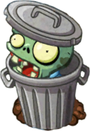PvZH Trash Can Zombie HD