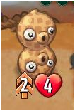 Double Strike Pea Nut