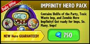 Impfinity Hero Pack