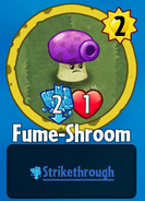 Receiving Fume-Shroom