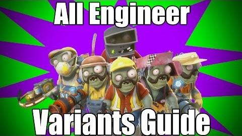 All Engineer Variants Guide