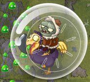 Dodo Rider Zombie Hamster Ball