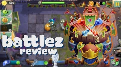 Plants vs zombies 2 - New world - Battlez review - Multiplayer mode