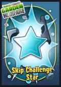 Skip Challenge Star
