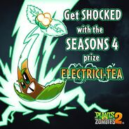 Electricitea seasonss