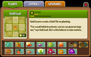Goldleaf almanac
