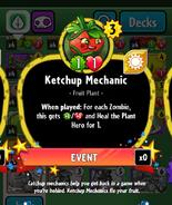 KetchupMechanicStats