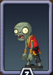 Monk Zombie Almanac Icon