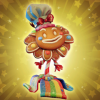 Icon Sunflower Skin Gingerbread Large