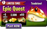 PvZ2 3351 EpicQuest toadstool Interstitial EN