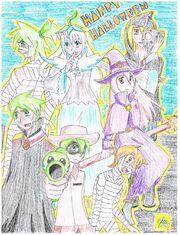 PvZ Halloween