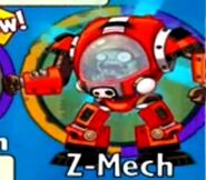 Receiving Z-Mech