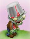 Buckethead ZombieA