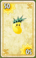 Sun Bean Costume Card 2