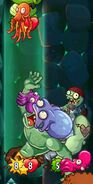 Octo Zombie attacking