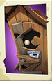 Outhouse Zombie PvZ3 portrait