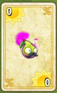 Fancy Imp Pear Card