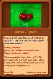 New cherrybomb almanac
