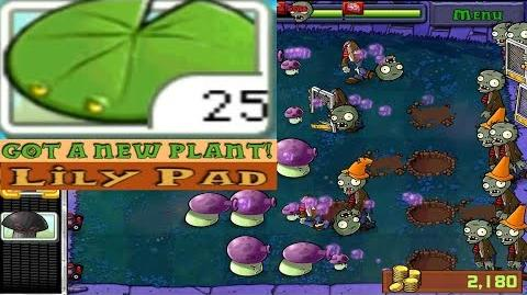 Plants vs. Zombies Adventure Got a Lily Pad level 2-10 Night (Android Gameplay HD) Ep